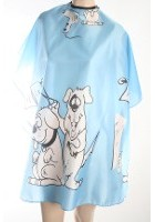 Blue-Snap Child Cape-Cartoon Dog
