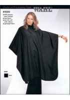 3020 Chemical Resistant Cape Black