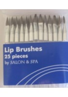 Disposable Lip Brushes (25)