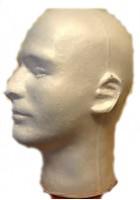 Foam Head Male Large