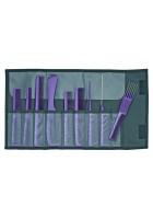 Jaguar Ionic Comb Set (9) - purple