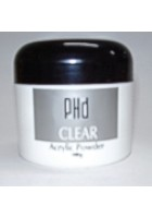 PHD Acrylic Powder 100g Clear
