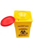Sharps Disposal Unit 1.4Lt